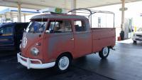 1961 Double Cab on the way to OCTO / El Prado 2017