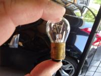 6 volt bulb v. LED