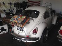 1970 Beetle Decklid Rack