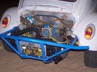 VW tail lights.