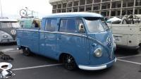 Blue Double Cab