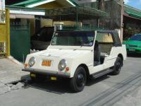 """VW Type 815 Country Buggy or """" Sakbayan """""""
