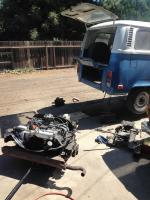 1973 auto trans and engine