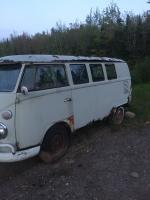 Rusty 1966 Kombi