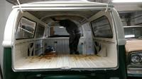 '71 Deluxe Camper Conversion Project