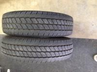 195 70 r15 Bus Tires - Set of 4
