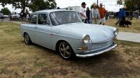 Light Blue late-model Notchback
