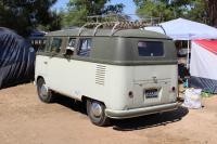 Texas Palm Green / Sand Green Standard Microbus