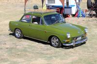 Green Notchback