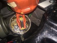 Help - no fire after engine drop