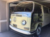 1968 One owner L10 H Arizona yellow Deluxe Walk Through bus