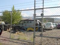 Private yard in Idaho