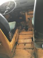 1976 Westfalia Interior Resto --- BEGINS