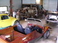 My garage scene