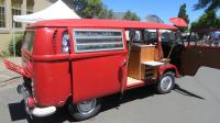Bay Window Buses at Lakeport Camp & Shine 2017