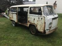 1970 VW Bus Donor