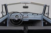 1967 Zenith blue convertible