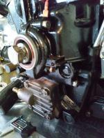 Unknown pump (oil)