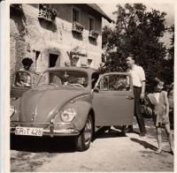 Family and Sunroof Beetle