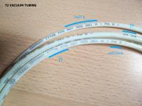 T2 vacuum tubing