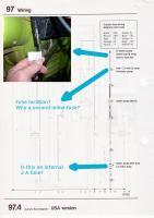 Water pump fuses