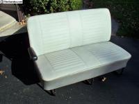 t2a Center seat grey