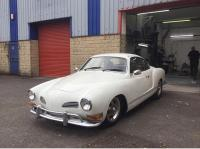New to the Karmann Ghia side of the family....