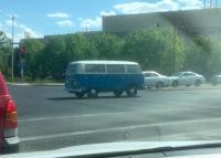 Santa Fe bus