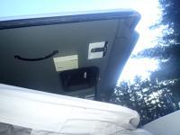 Pop top latch repair