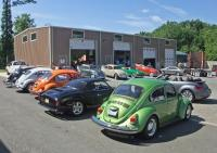 Classic VW Bugs' open house 6-25-17