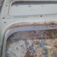 1966 Bus Rear Hatch