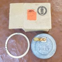 NOS Type 3 electric choke and seal and box