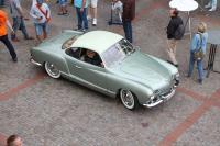 Karmann Ghia lowlight aerosilver greywhite 1958 HO2017