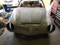 Better pic with bondo removed. 1969 ghia