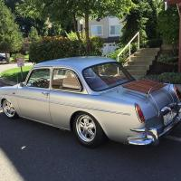 1965 VW Notchback