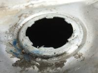 vanagon gas tank sender hole