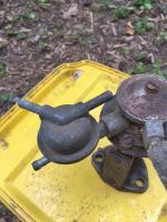 fuel pump attachment