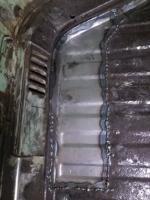 64 square floor repair