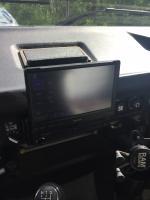 Kenwood KVT7012BT 695 Bluetooth indash flipout DVD car stereo