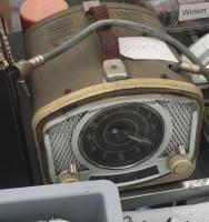 Becker Monza Radio