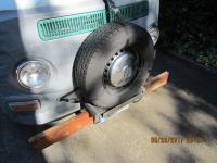 Bus Spare Tire Mount - One Man's Hack