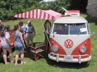 VW invasion of German Day 2017