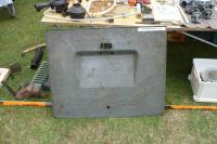 NOS Barndoor Engine Lid