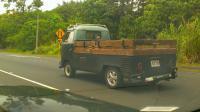 Hilo Hawaii spotted Single Cab