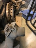 Converting a 1970 baywindow motor for split bus use