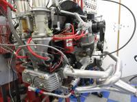 Whity Worsham Type 64 Race Engine