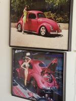"""Stanley """"BadRazz"""" Escalano 1955 Oval window Bug"""