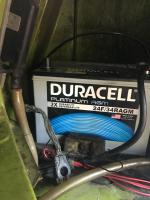 Duracell AGM 34R Battery