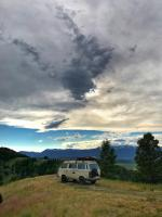 Vanagon Camping