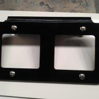 Plate holder 356